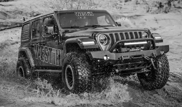 Jeep Wrangler & Gladiator Products