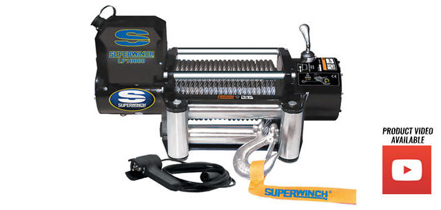 Superwinch LP Series Winches