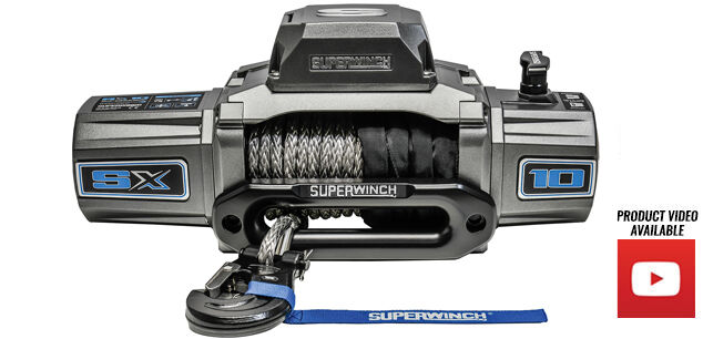 Superwinch SX Series Winches
