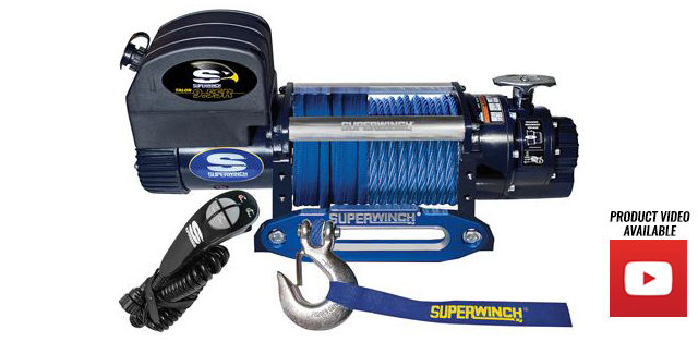 Superwinch Talon Series Winches