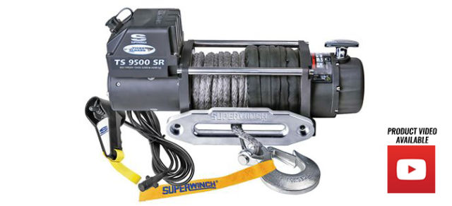 Superwinch Tiger Shark Series Winches