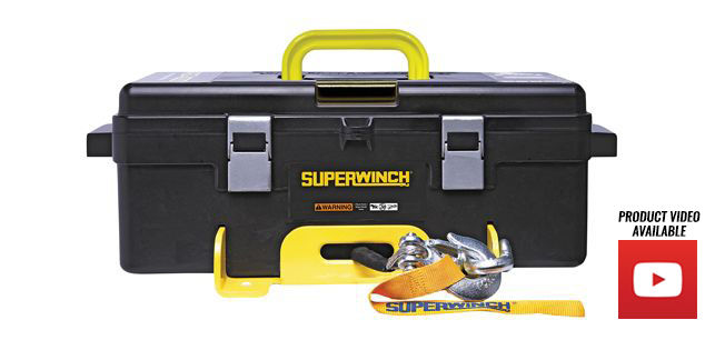 Superwinch Winch2Go Portable Utility Winches