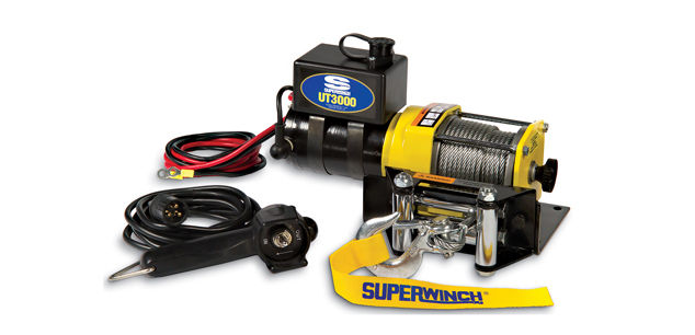 Superwinch UT Series ATV/UTV Utility Winches