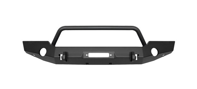 Front Jeep Wrangler & Gladiator Bumpers