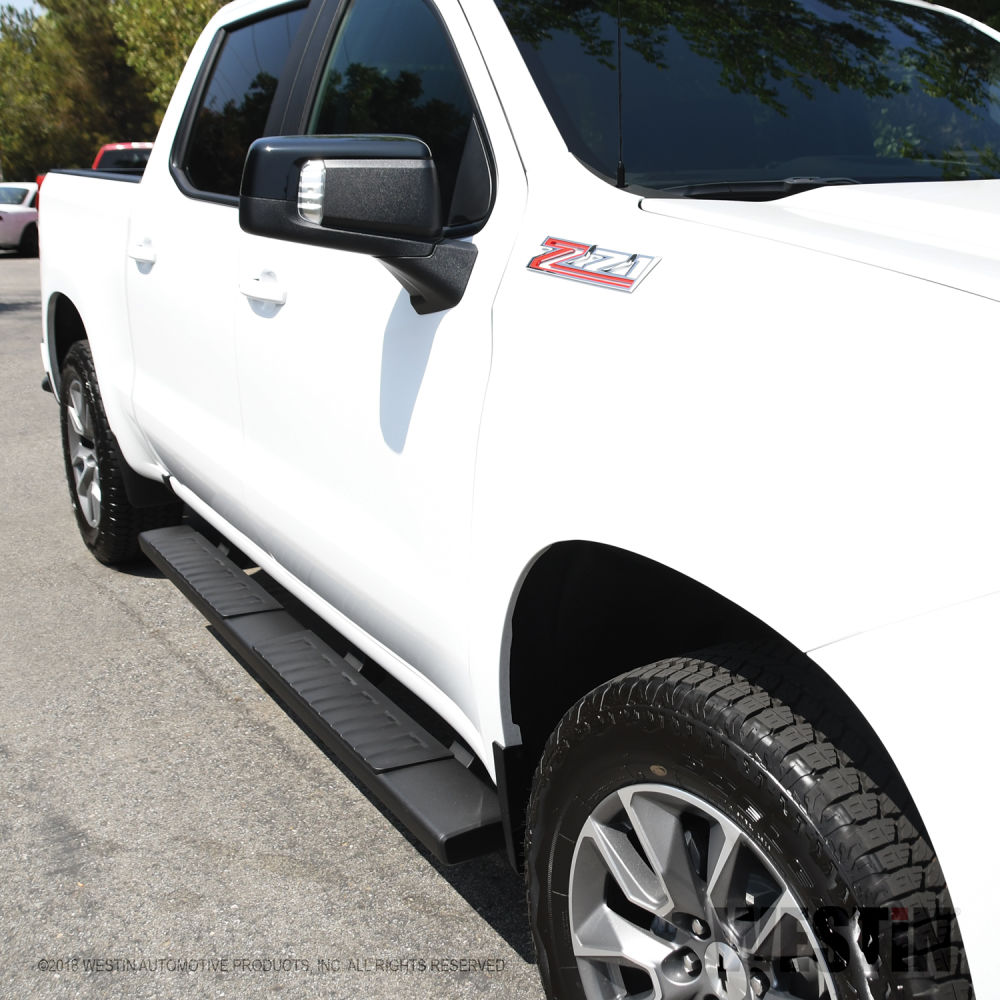 """Westin For 07-18 GMC Acadia E-Series Round Nerf Bars 3/""""Polished Stainless"""