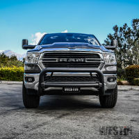 Westin 32-3995 Black Ultimate Bull Bar Silverado 2500//3500 2020