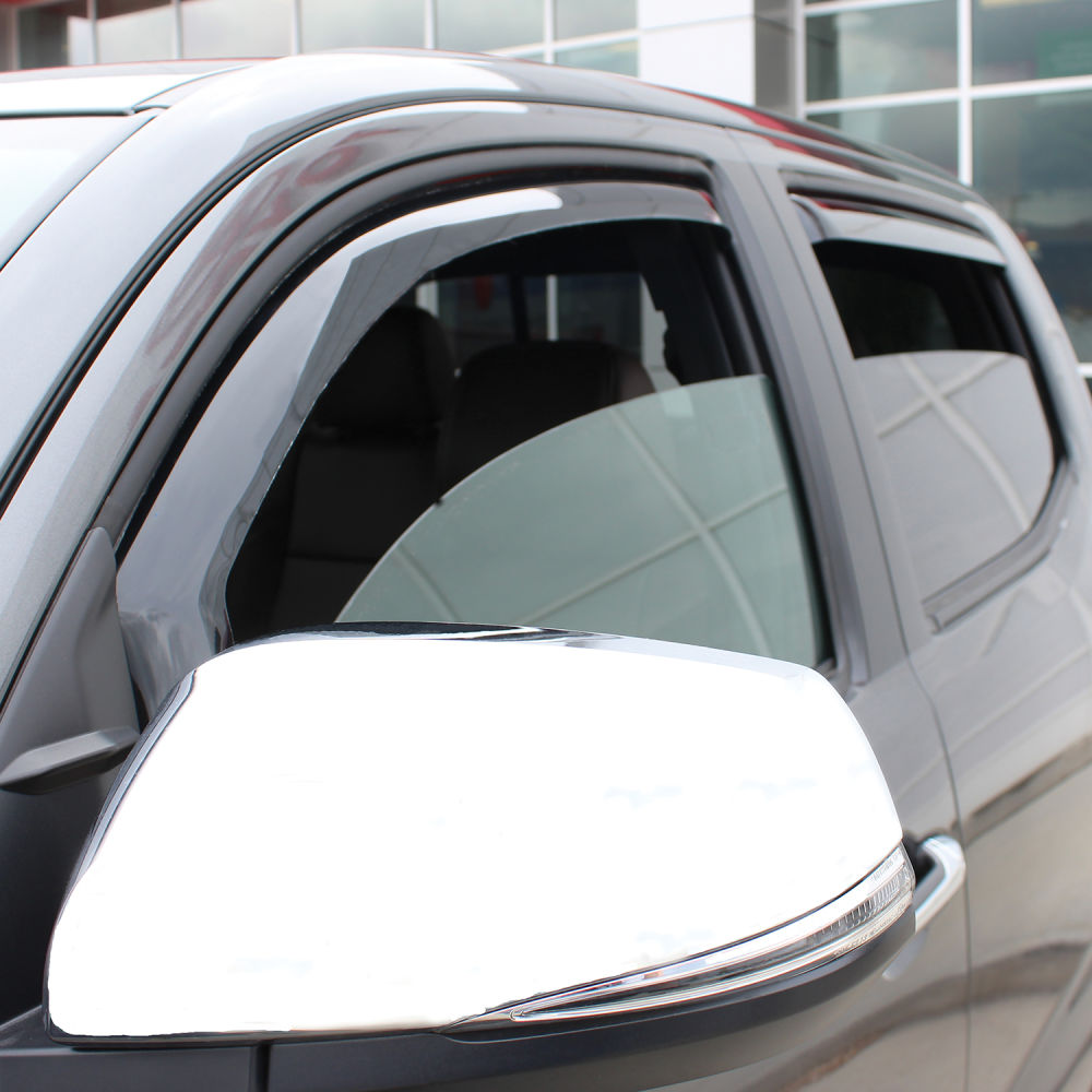 In-Channel Wind Deflectors | Westin Automotive Products, Inc.