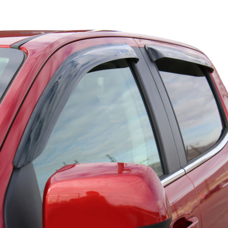 Tape On Wind Deflectors