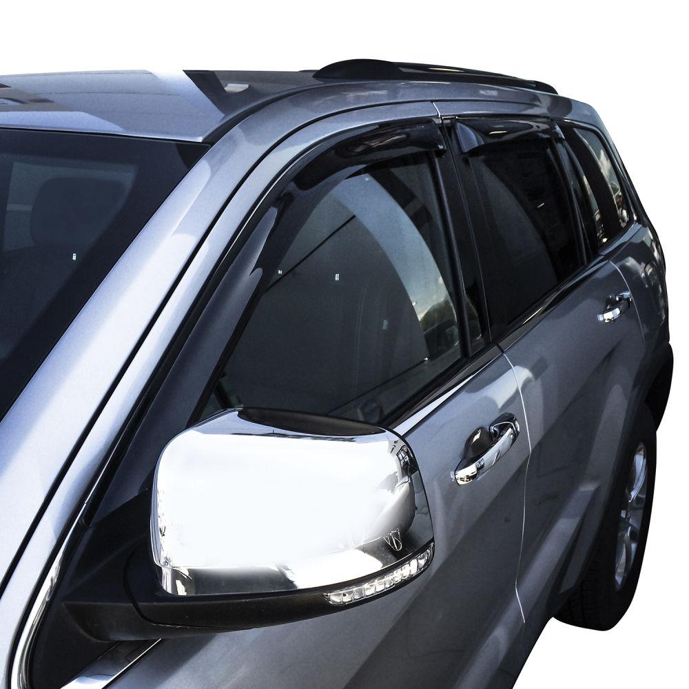 Tape On Slim Wind Deflectors Westin Automotive Products Inc