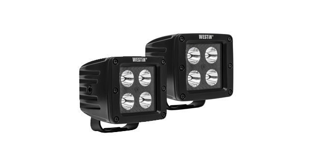 HyperQ B-FORCE LED Auxiliary Lights