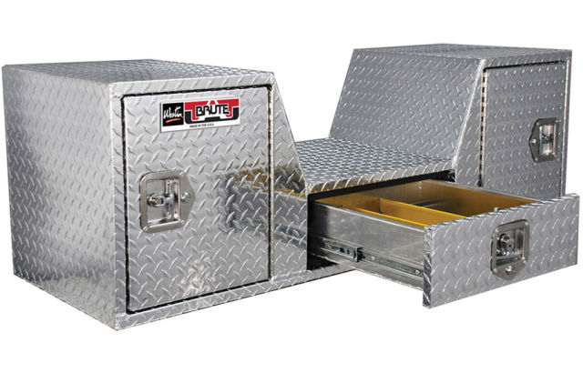 Brute Goose Neck/Fifth Wheel Tailgate Tool Boxes