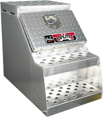 Brute HD Step Tool Boxes