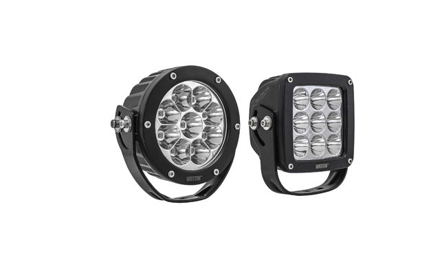 Axis LED Auxiliary Lights