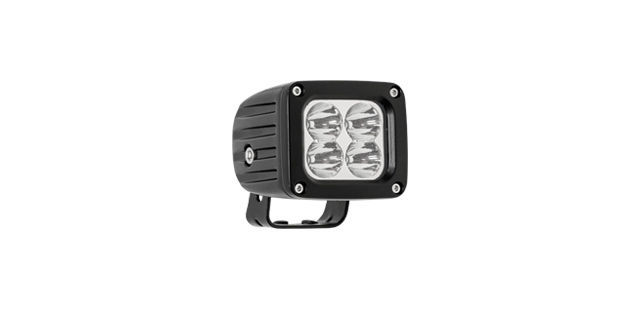 Quadrant LED Auxiliary Light