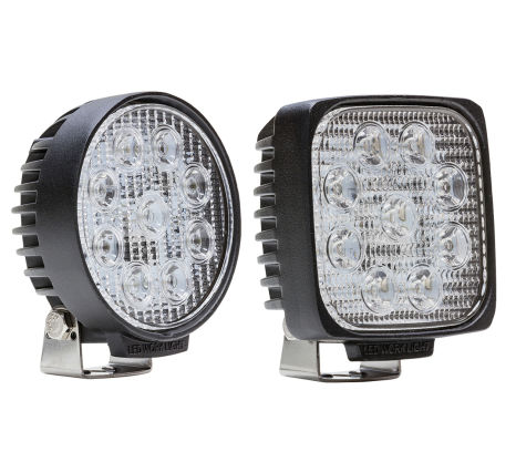 HD LED Work Utility Lights