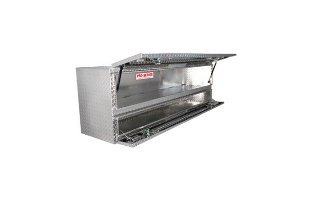 Brute High Capacity Stake Bed Tool Boxes