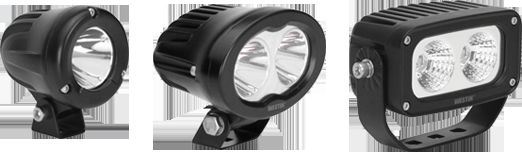 Ranger LED Auxiliary Lights