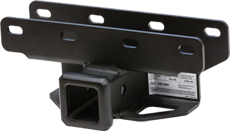Jeep Wrangler Receiver Hitches