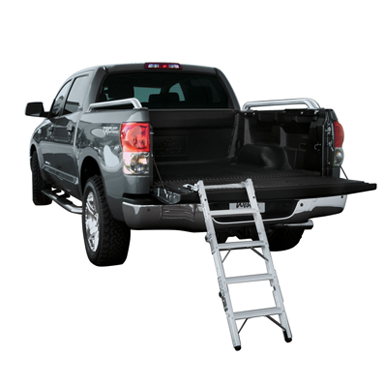 Truck-Pal Tailgate Ladder