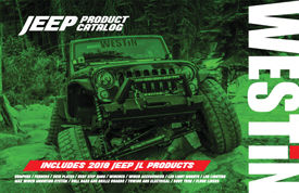 Jeep Products Catalog