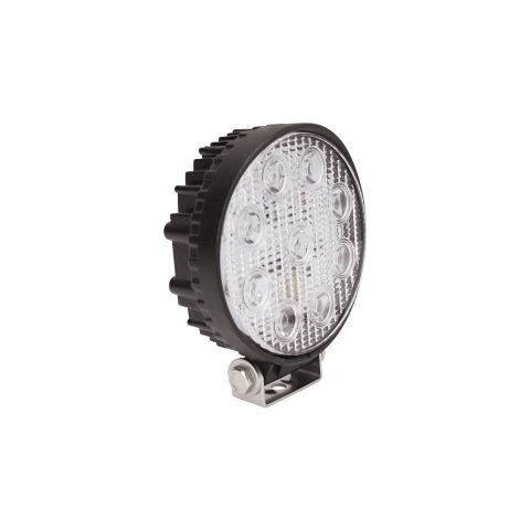 Round LED Work Utility Light