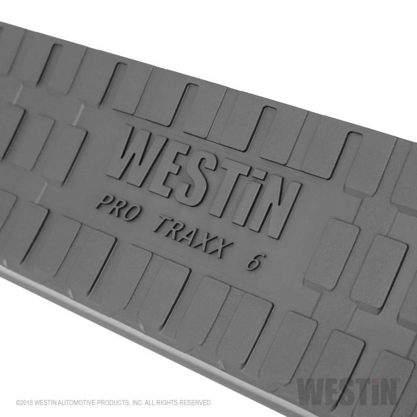 Westin 21-63710 Stainless Steel 6 Pro Traxx Oval Step Bar