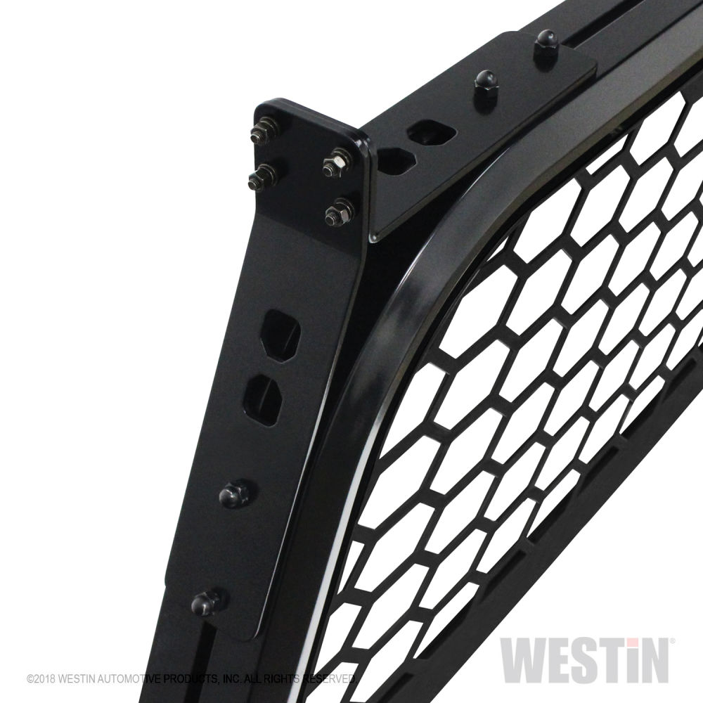 Westin 57-81095 Black Headache Rack