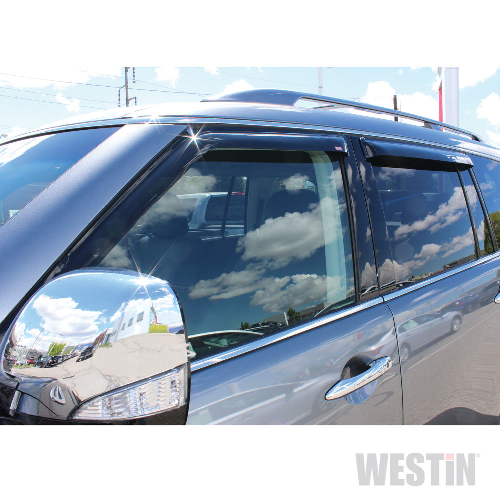 Tape On Wind Deflector 4pc 72 69420 Westin Automotive Products Inc