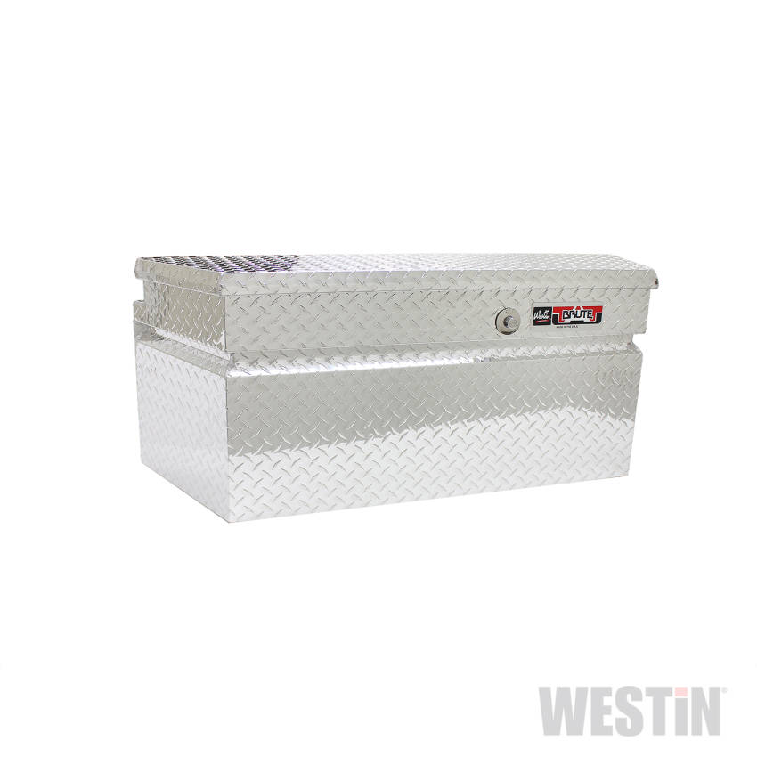 Westin 80-RB4919 Aluminum Brute Trailer Tongue Box for 49 Commercial Class
